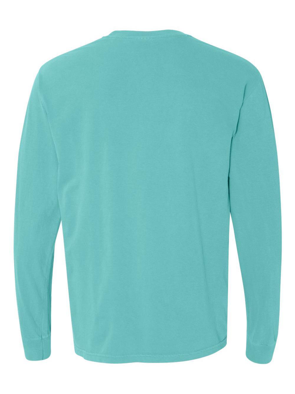 Comfort-Colors-Garment-Dyed-Heavyweight-Ringspun-Long-Sleeve-T-Shirt-6014 thumbnail 46