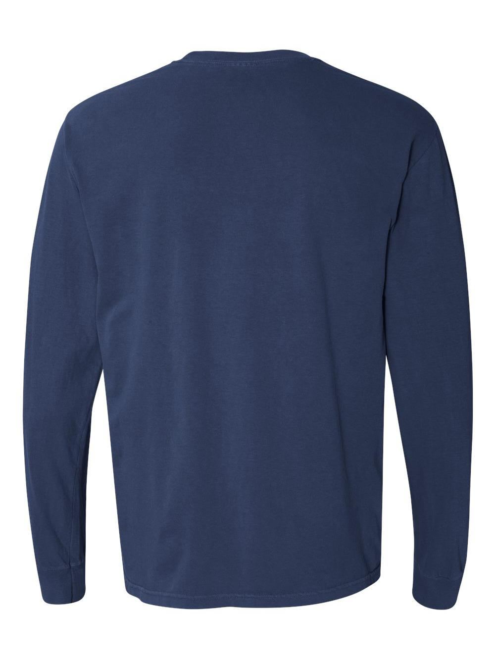 Comfort-Colors-Garment-Dyed-Heavyweight-Ringspun-Long-Sleeve-T-Shirt-6014 thumbnail 64