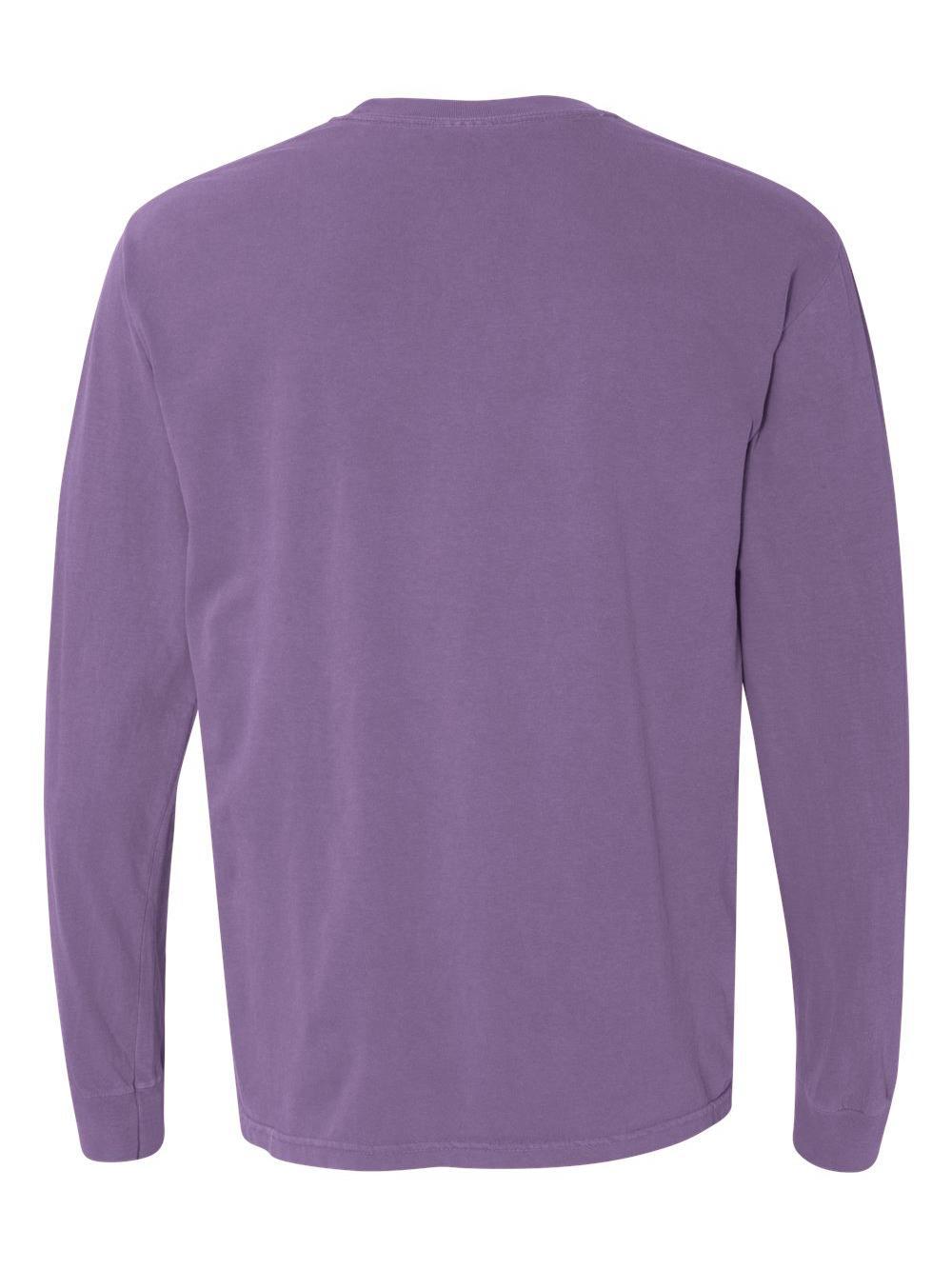 Comfort-Colors-Garment-Dyed-Heavyweight-Ringspun-Long-Sleeve-T-Shirt-6014 thumbnail 67