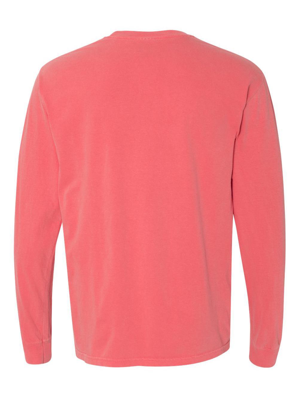 Comfort-Colors-Garment-Dyed-Heavyweight-Ringspun-Long-Sleeve-T-Shirt-6014 thumbnail 70