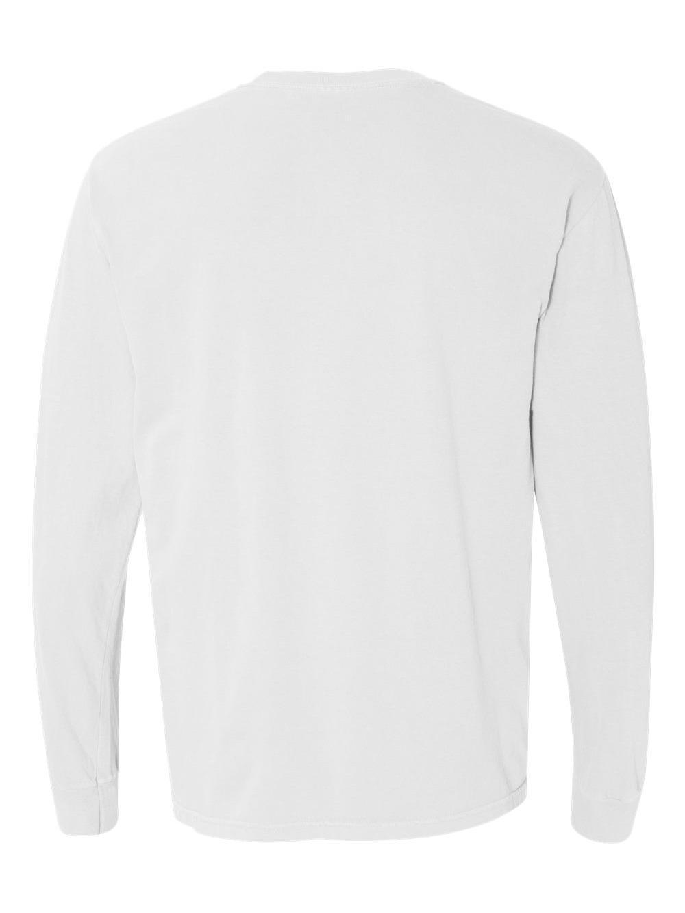 Comfort-Colors-Garment-Dyed-Heavyweight-Ringspun-Long-Sleeve-T-Shirt-6014 thumbnail 73