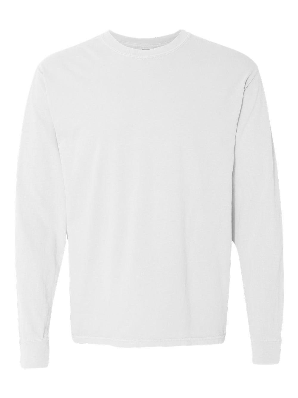 Comfort-Colors-Garment-Dyed-Heavyweight-Ringspun-Long-Sleeve-T-Shirt-6014 thumbnail 72