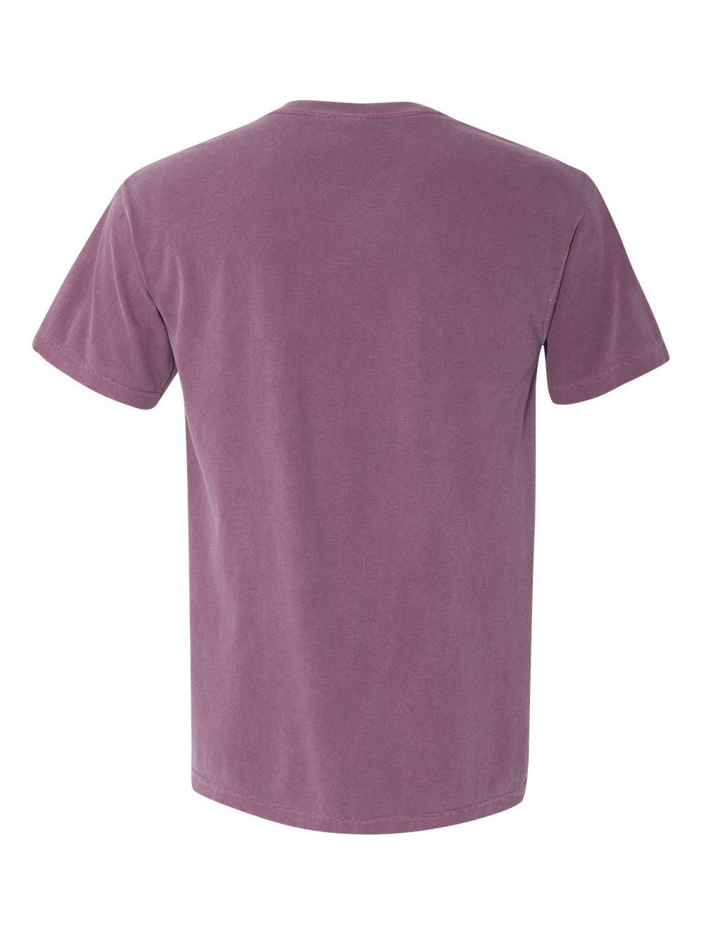 Comfort-Colors-Garment-Dyed-Heavyweight-Ringspun-Short-Sleeve-Shirt-1717 thumbnail 7