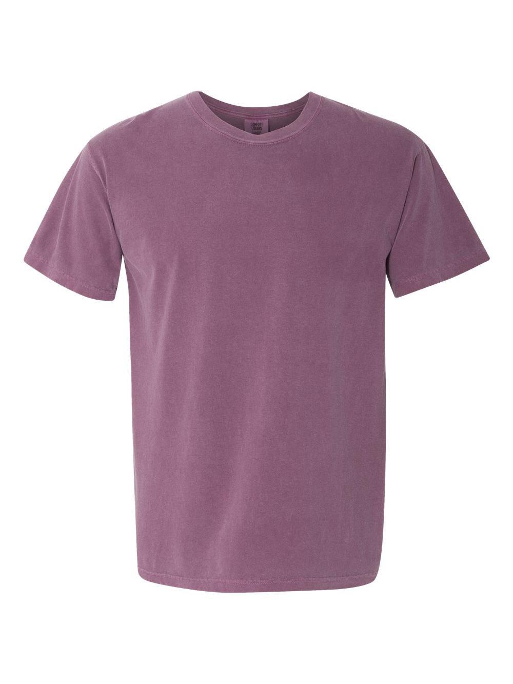 Comfort-Colors-Garment-Dyed-Heavyweight-Ringspun-Short-Sleeve-Shirt-1717 thumbnail 6