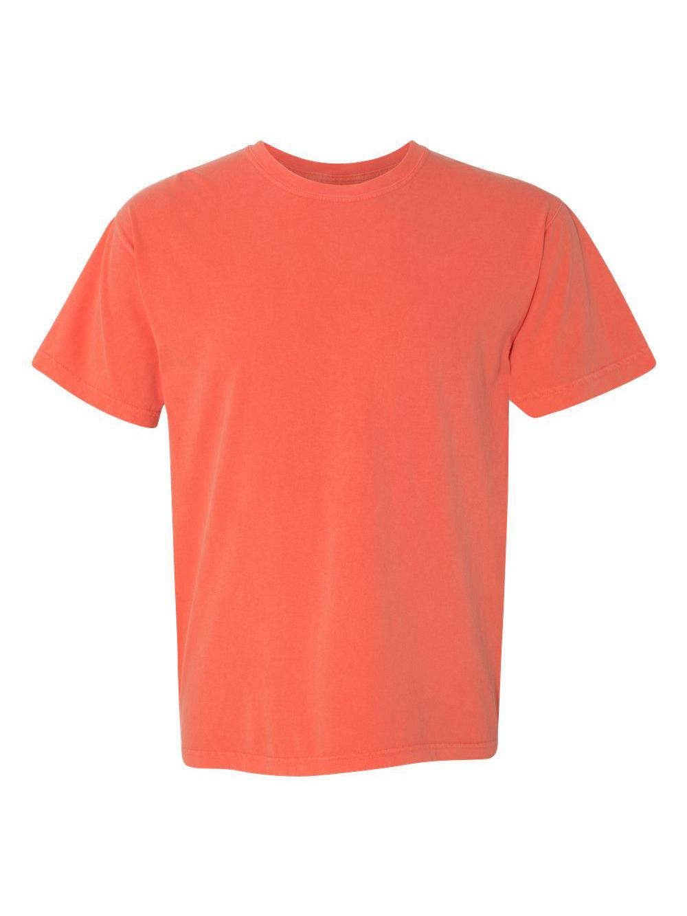Comfort-Colors-Garment-Dyed-Heavyweight-Ringspun-Short-Sleeve-Shirt-1717 thumbnail 21
