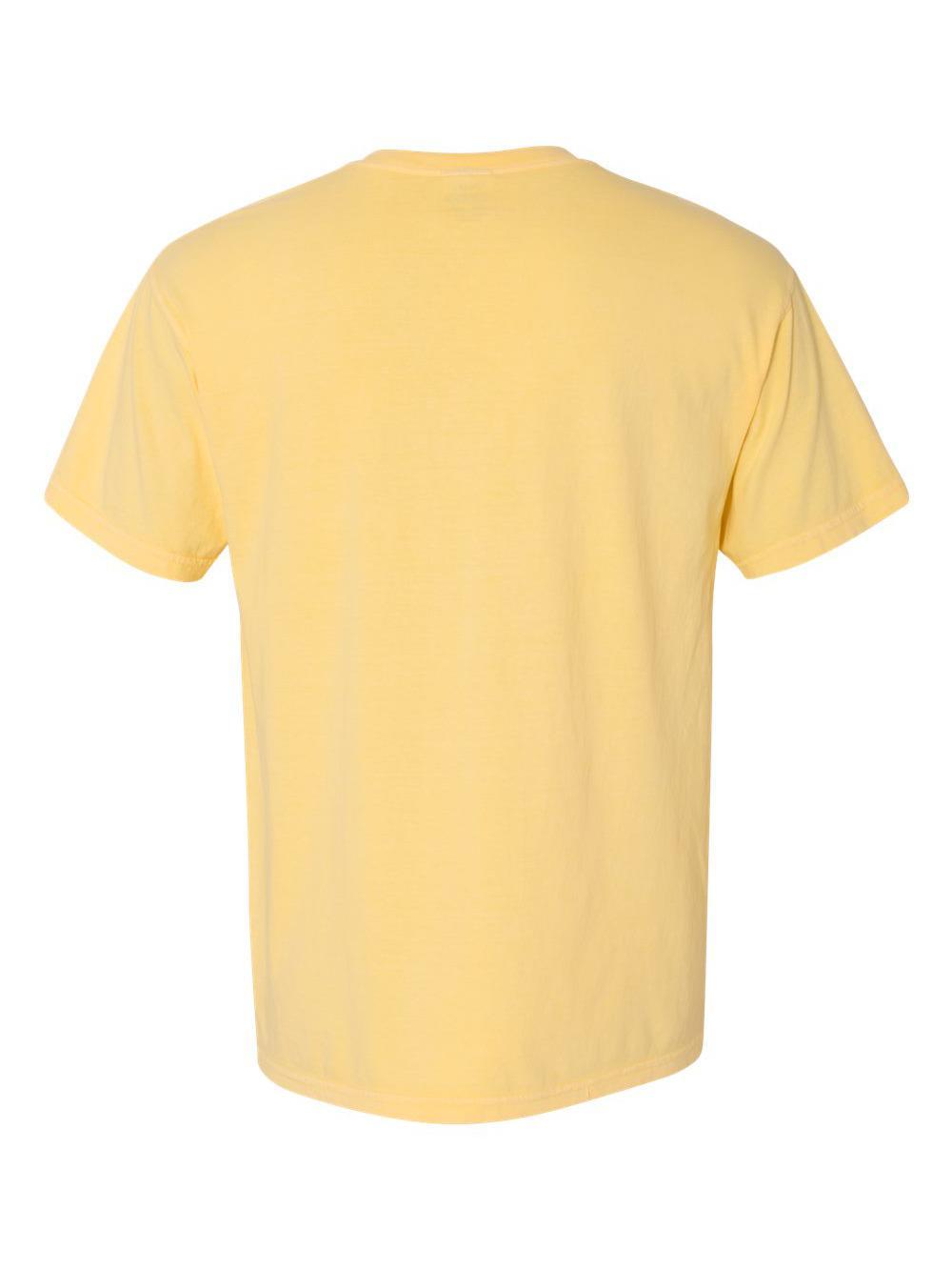 Comfort-Colors-Garment-Dyed-Heavyweight-Ringspun-Short-Sleeve-Shirt-1717 thumbnail 28