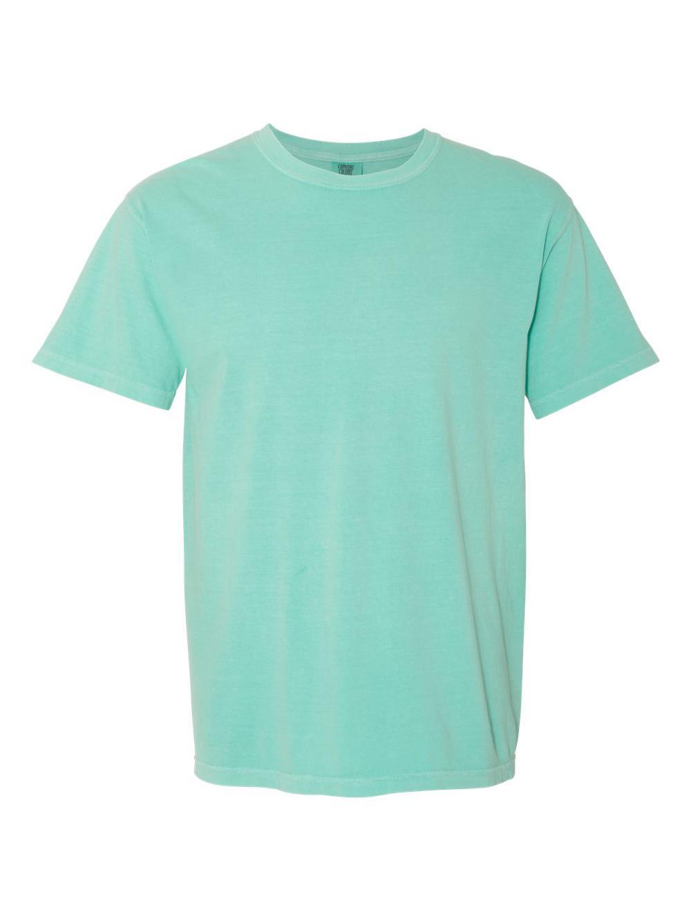 Comfort-Colors-Garment-Dyed-Heavyweight-Ringspun-Short-Sleeve-Shirt-1717 thumbnail 30