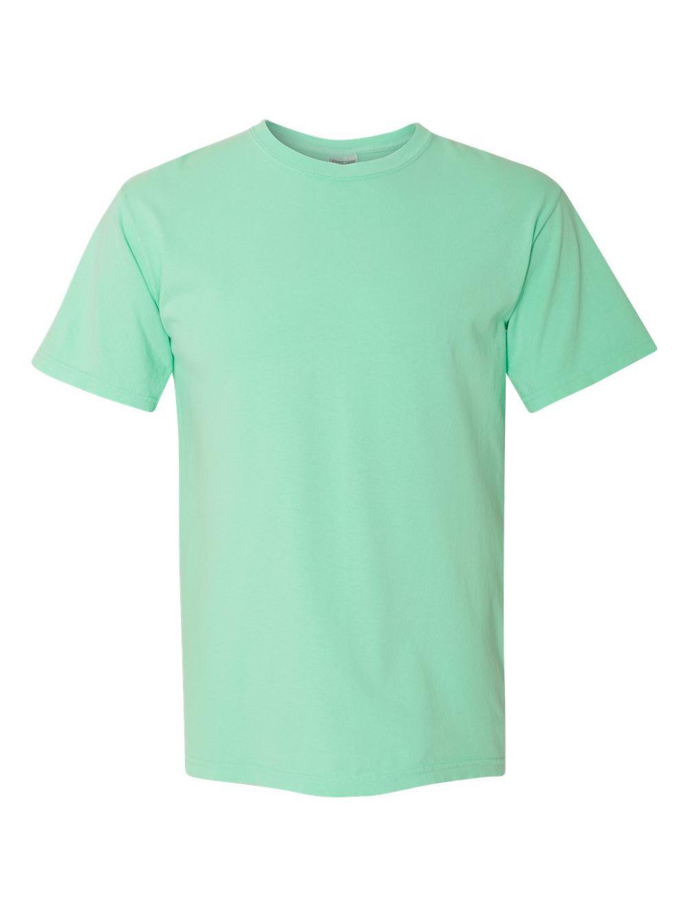 Comfort-Colors-Garment-Dyed-Heavyweight-Ringspun-Short-Sleeve-Shirt-1717 thumbnail 69