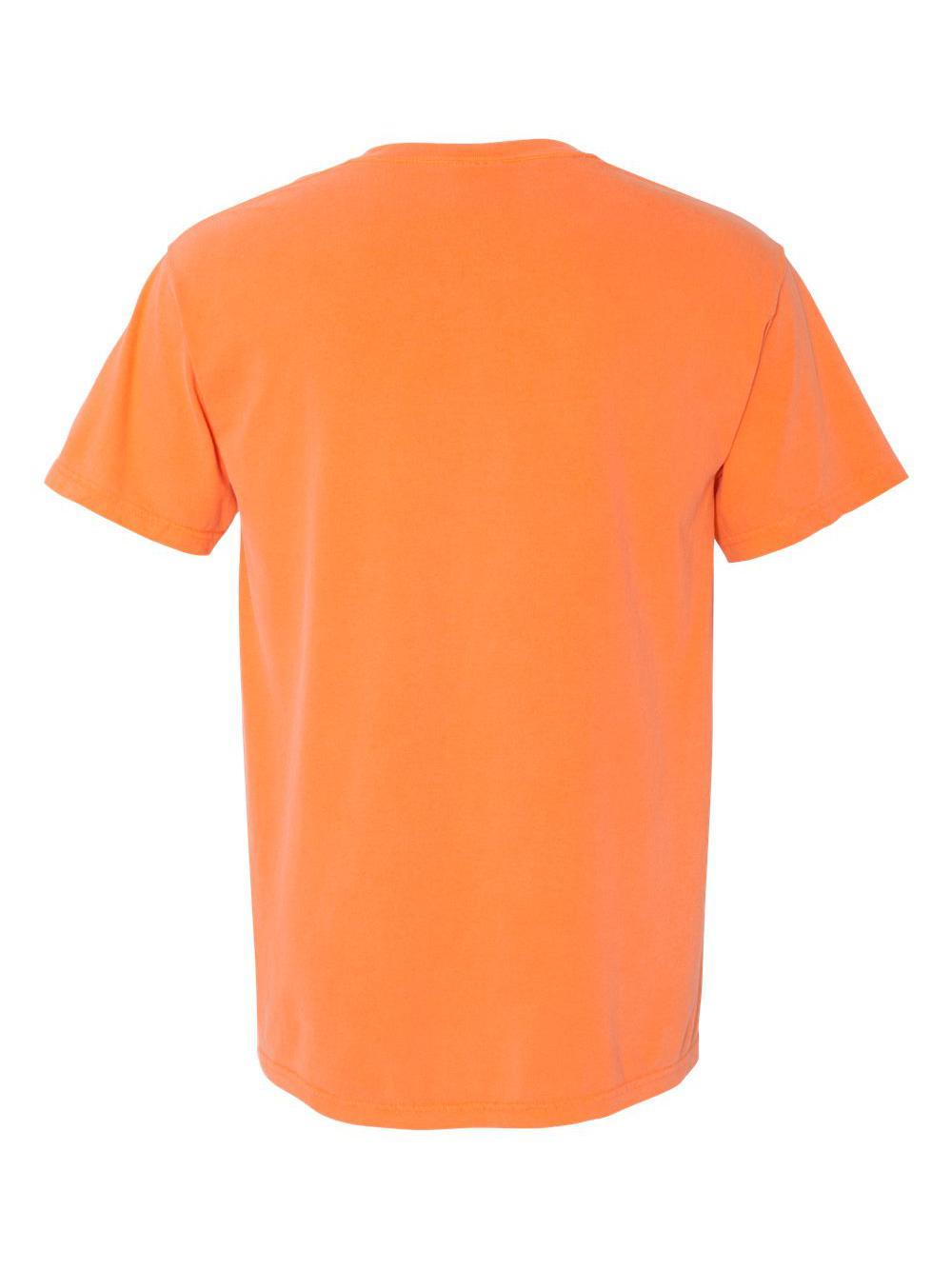 Comfort-Colors-Garment-Dyed-Heavyweight-Ringspun-Short-Sleeve-Shirt-1717 thumbnail 85