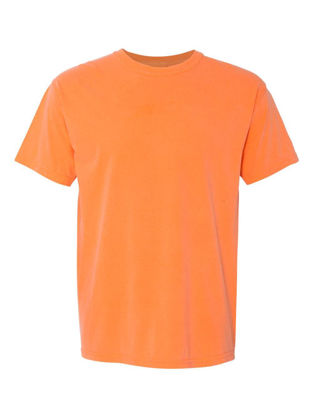 Comfort-Colors-Garment-Dyed-Heavyweight-Ringspun-Short-Sleeve-Shirt-1717 thumbnail 84