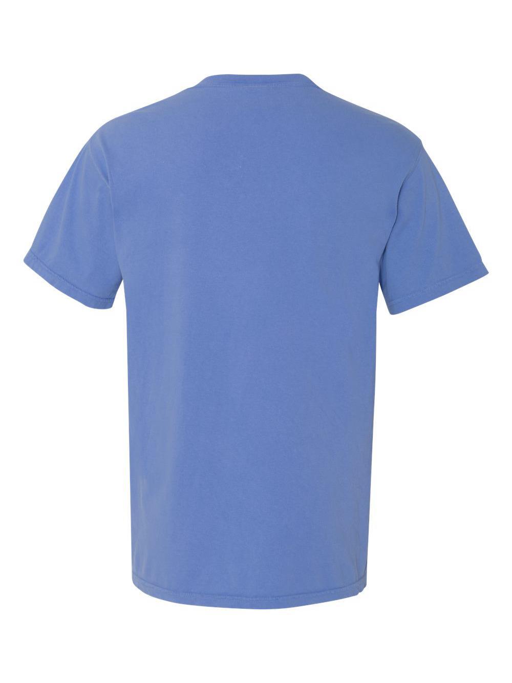 Comfort-Colors-Garment-Dyed-Heavyweight-Ringspun-Short-Sleeve-Shirt-1717 thumbnail 94