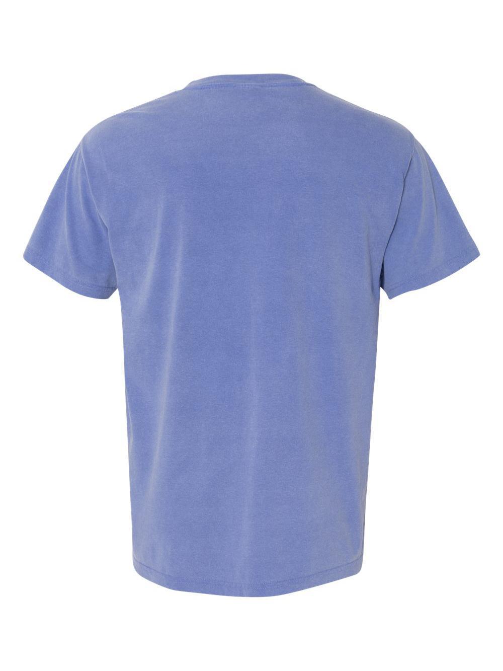 Comfort-Colors-Garment-Dyed-Heavyweight-Ringspun-Short-Sleeve-Shirt-1717 thumbnail 106