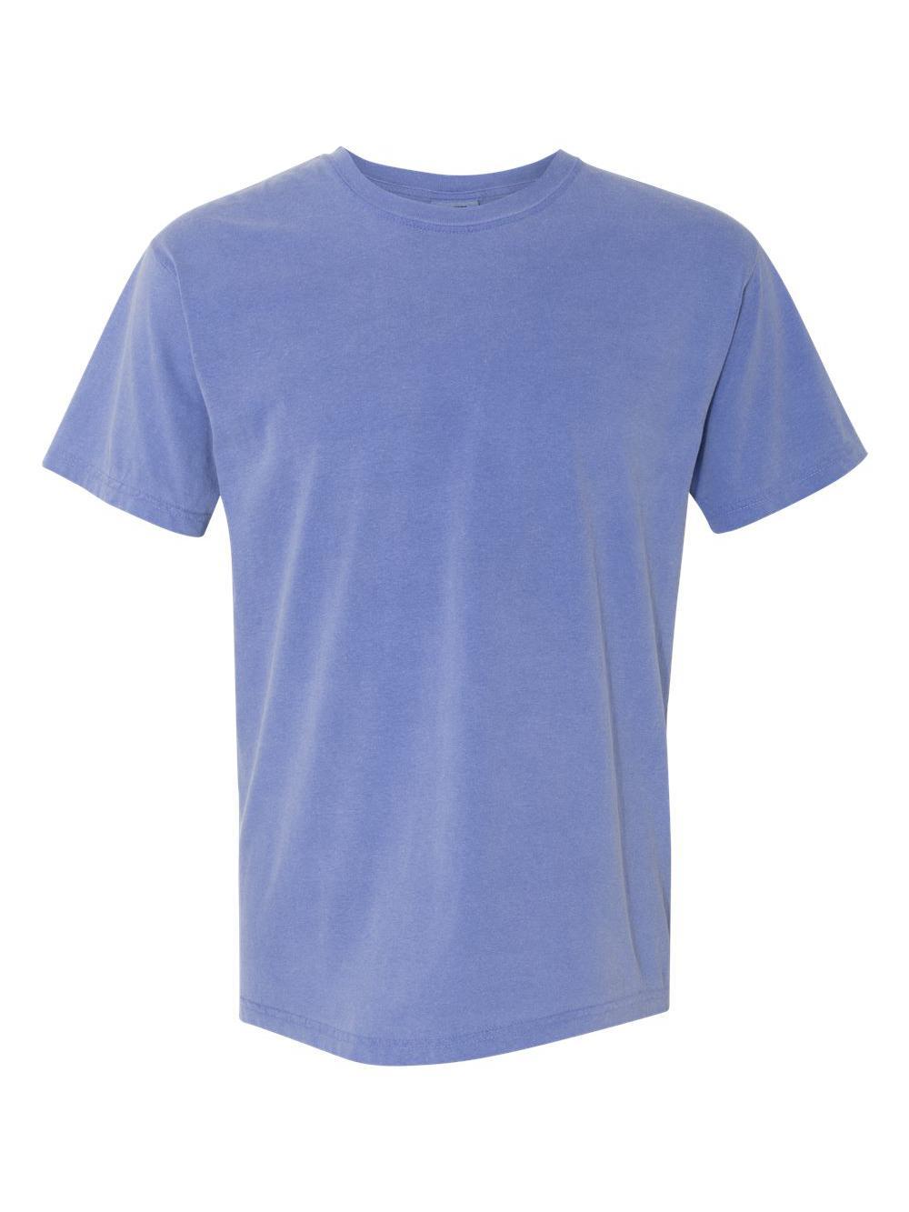 Comfort-Colors-Garment-Dyed-Heavyweight-Ringspun-Short-Sleeve-Shirt-1717 thumbnail 105