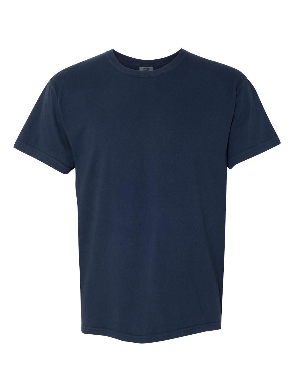 Comfort-Colors-Garment-Dyed-Heavyweight-Ringspun-Short-Sleeve-Shirt-1717 thumbnail 120