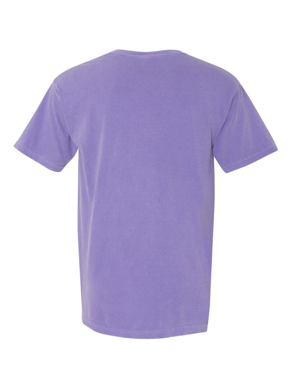Comfort-Colors-Garment-Dyed-Heavyweight-Ringspun-Short-Sleeve-Shirt-1717 thumbnail 124