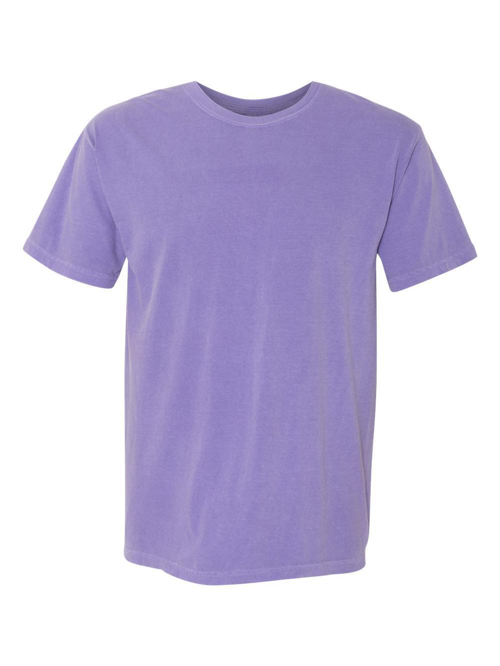 Comfort-Colors-Garment-Dyed-Heavyweight-Ringspun-Short-Sleeve-Shirt-1717 thumbnail 123