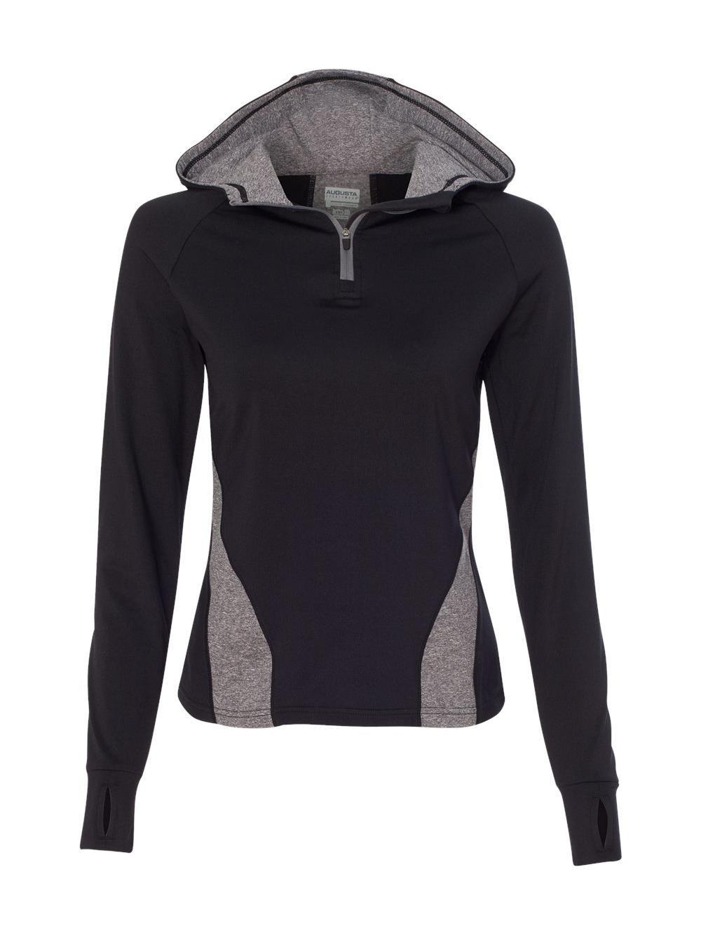 4812 Hooded con da Sportswear Freedom cappuccio donna Augusta Felpa zAwx8