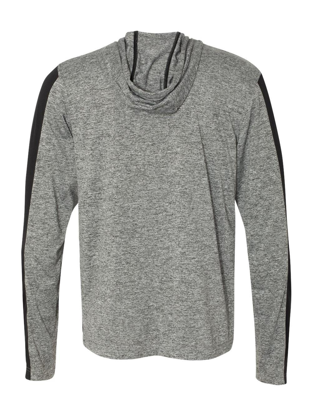 Rawlings-Performance-Cationic-Hooded-Pullover-T-Shirt-8199 thumbnail 7
