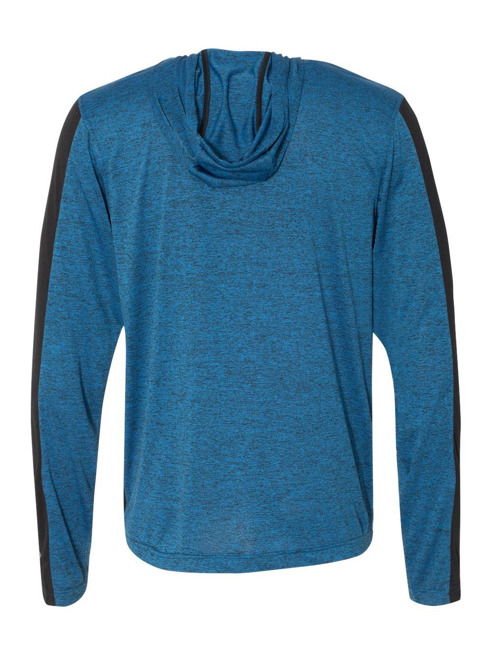 Rawlings-Performance-Cationic-Hooded-Pullover-T-Shirt-8199 thumbnail 10