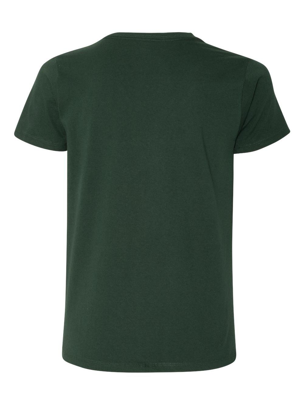Hanes-Women-039-s-Tagless-V-Neck-T-Shirt-5780 thumbnail 10