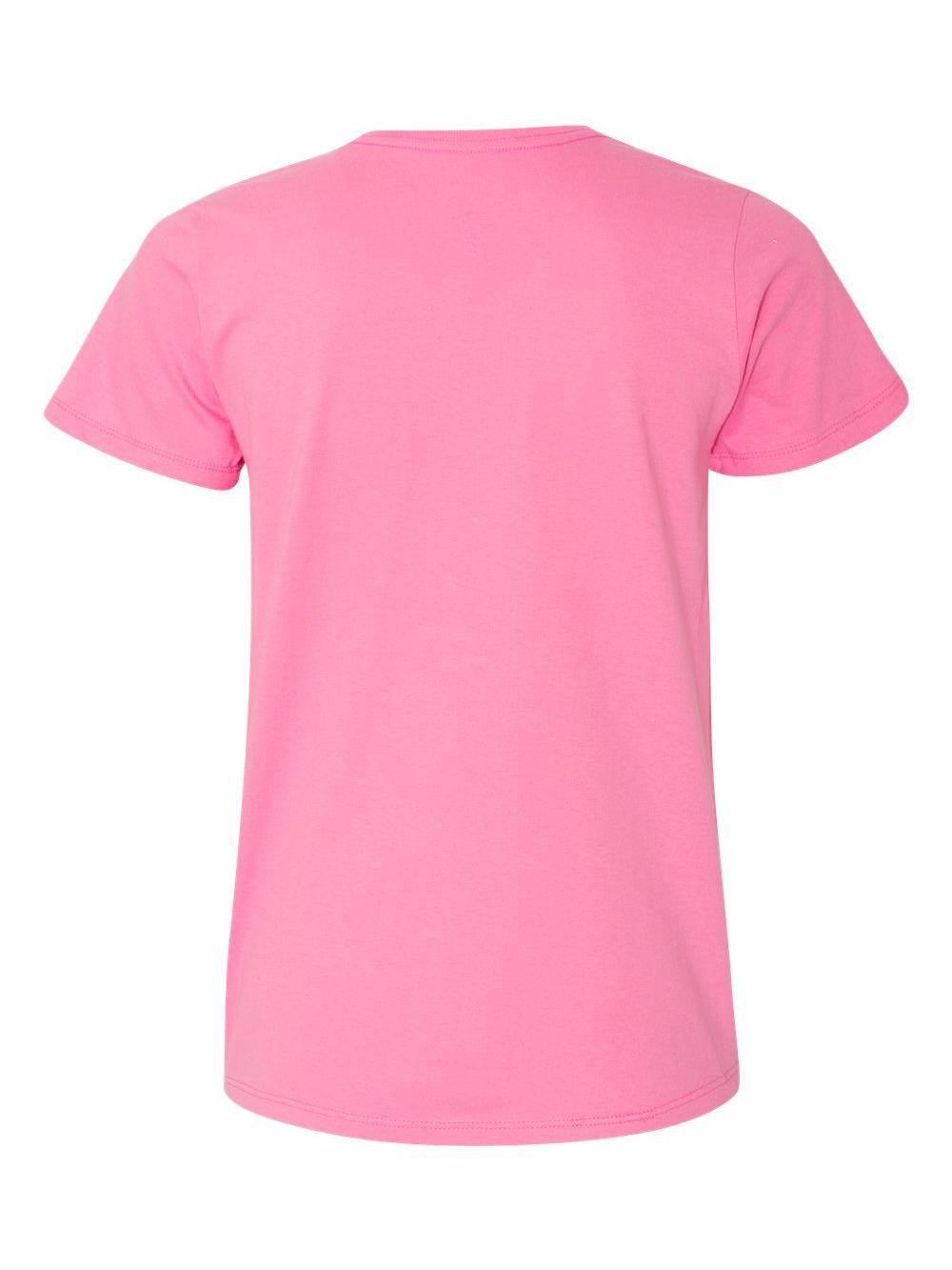 Hanes-Women-039-s-Tagless-V-Neck-T-Shirt-5780 thumbnail 28