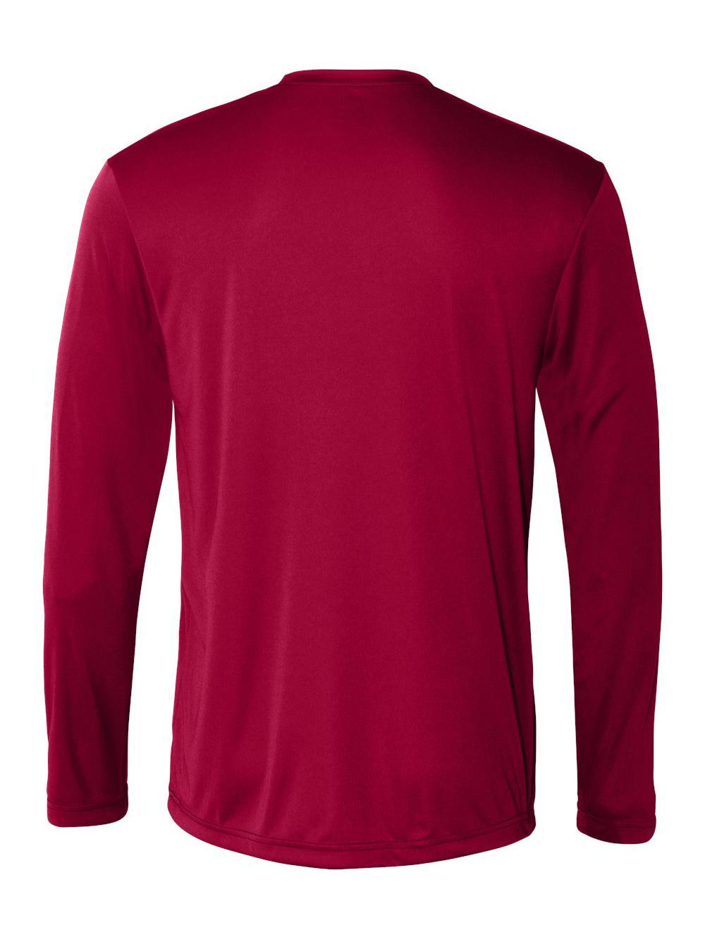 Hanes-Cool-Dri-Long-Sleeve-Performance-T-Shirt-482L thumbnail 7