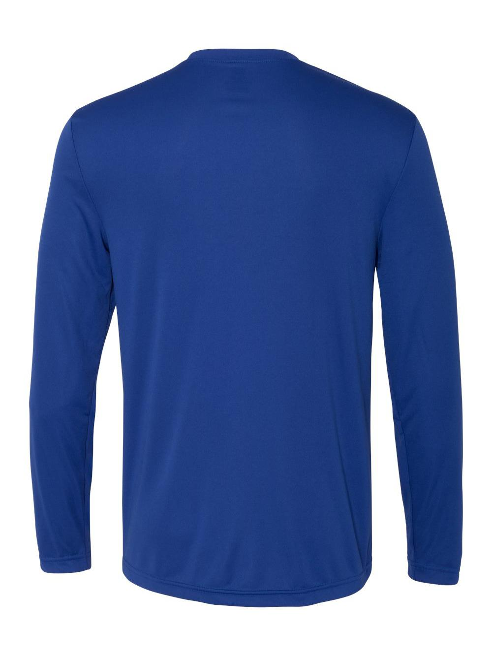 Hanes-Cool-Dri-Long-Sleeve-Performance-T-Shirt-482L thumbnail 10