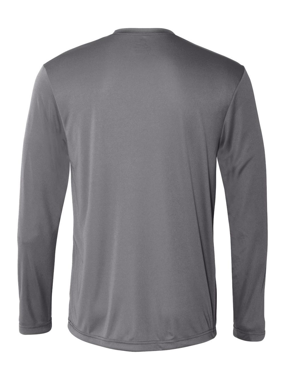 Hanes-Cool-Dri-Long-Sleeve-Performance-T-Shirt-482L thumbnail 13