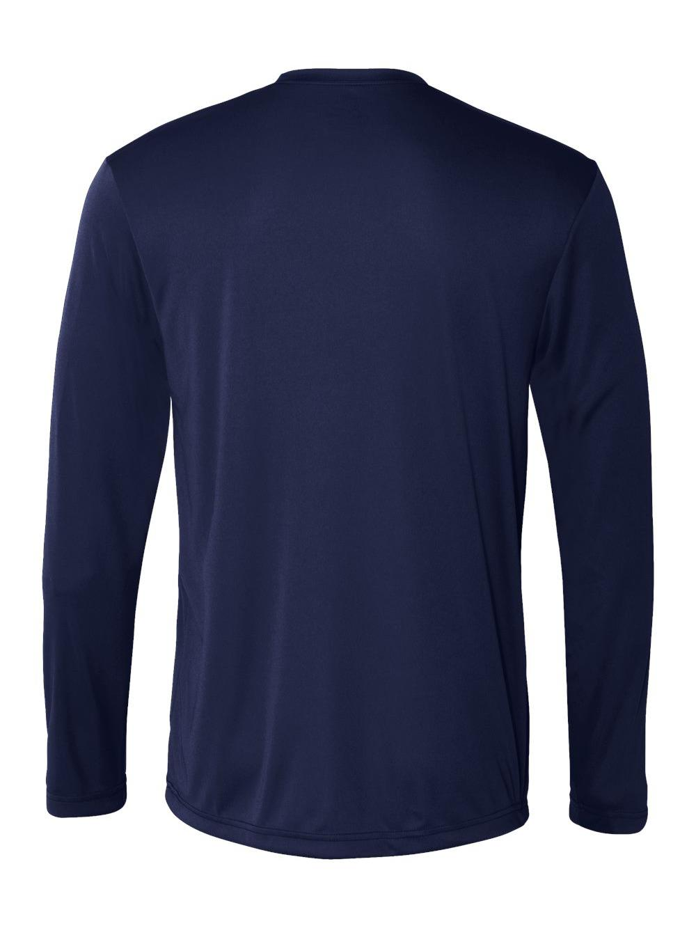 Hanes-Cool-Dri-Long-Sleeve-Performance-T-Shirt-482L thumbnail 16