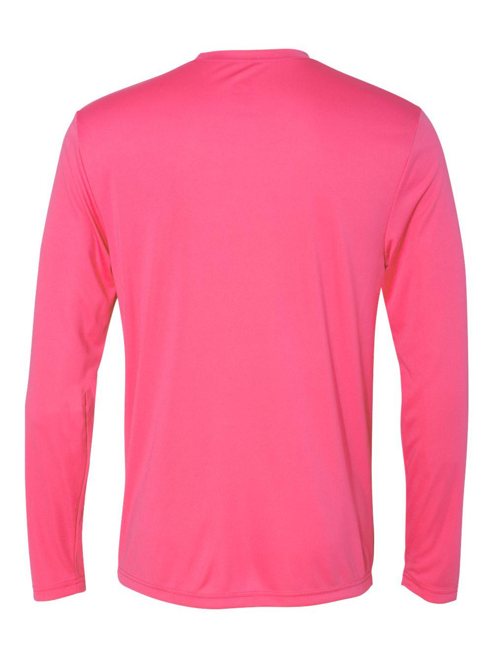 Hanes-Cool-Dri-Long-Sleeve-Performance-T-Shirt-482L thumbnail 22
