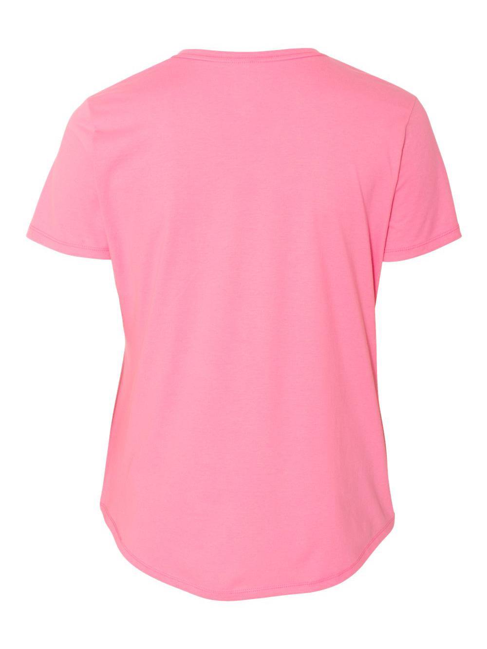 b792c0c0156b2 Just My Size - Women s Short Sleeve V-Neck Tee - JMS30
