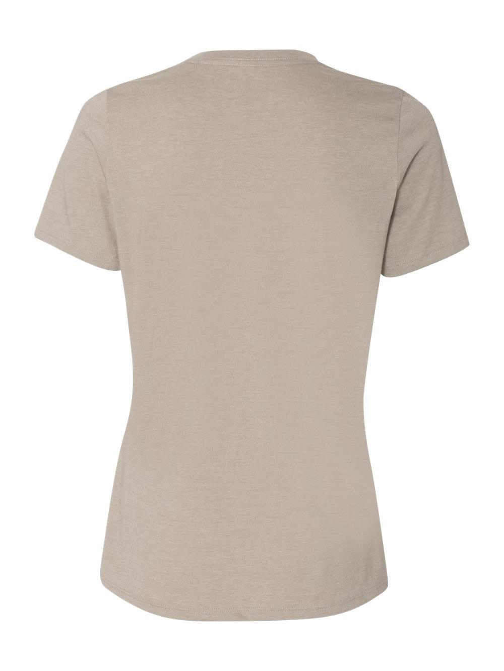 Bella-Canvas-Women-039-s-Relaxed-Short-Sleeve-Jersey-Tee-6400 thumbnail 43