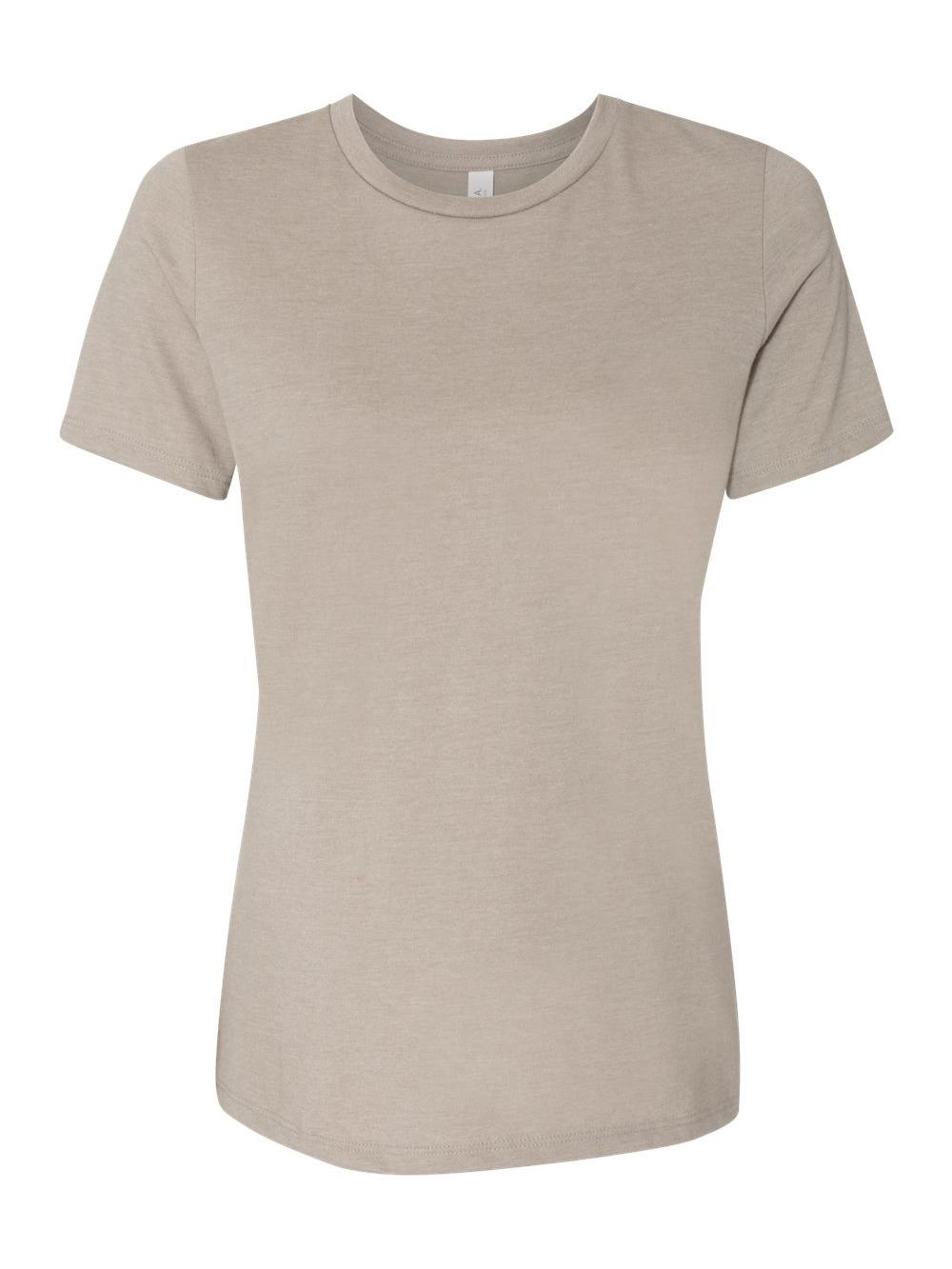 Bella-Canvas-Women-039-s-Relaxed-Short-Sleeve-Jersey-Tee-6400 thumbnail 42