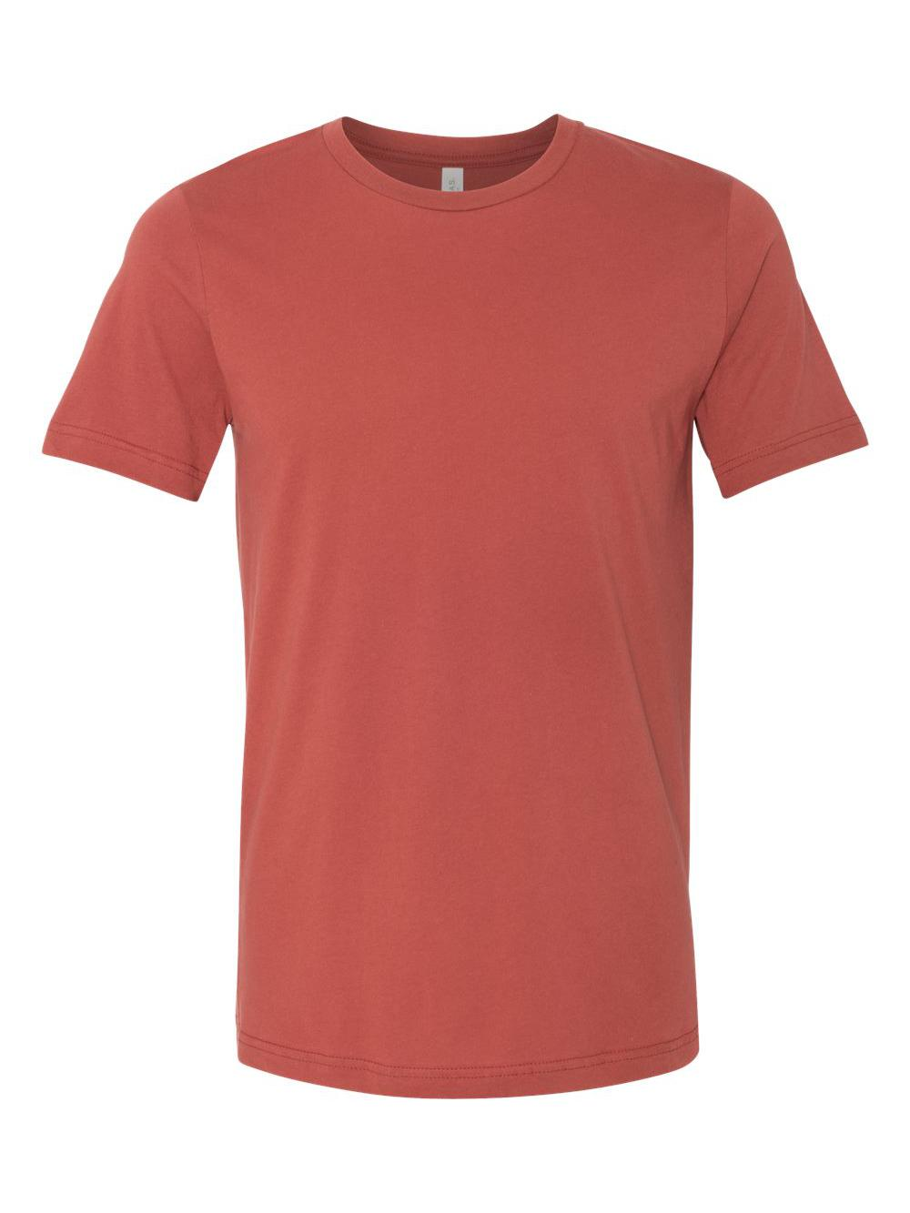 Bella-Canvas-Unisex-Short-Sleeve-Jersey-Tee-3001 thumbnail 111