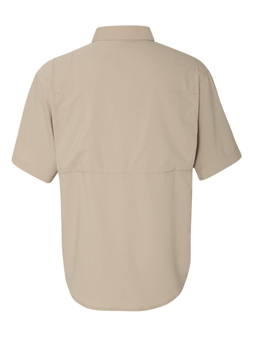 Hilton-Baja-Short-Sleeve-Fishing-Shirt-ZP2297 thumbnail 7
