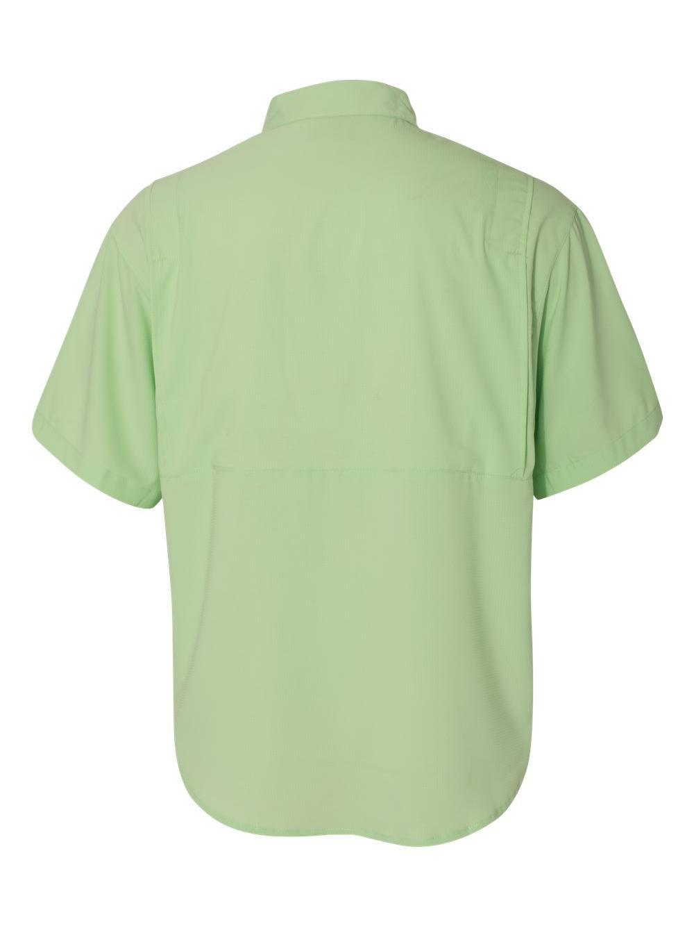 Hilton-Baja-Short-Sleeve-Fishing-Shirt-ZP2297 thumbnail 10
