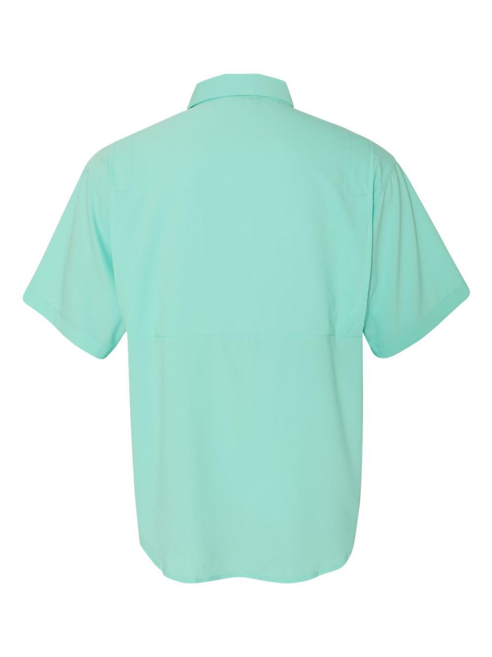 Hilton-Baja-Short-Sleeve-Fishing-Shirt-ZP2297 thumbnail 13