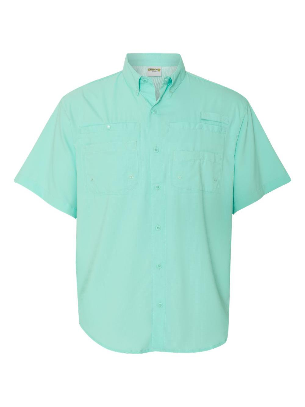 Hilton-Baja-Short-Sleeve-Fishing-Shirt-ZP2297 thumbnail 12