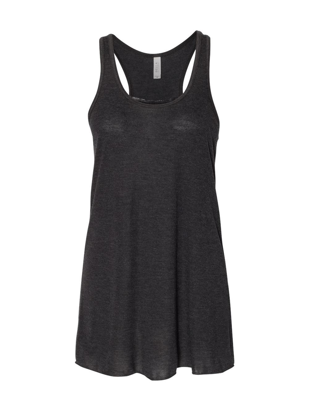 Bella-Canvas-Women-039-s-Flowy-Racerback-Tank-8800 thumbnail 12