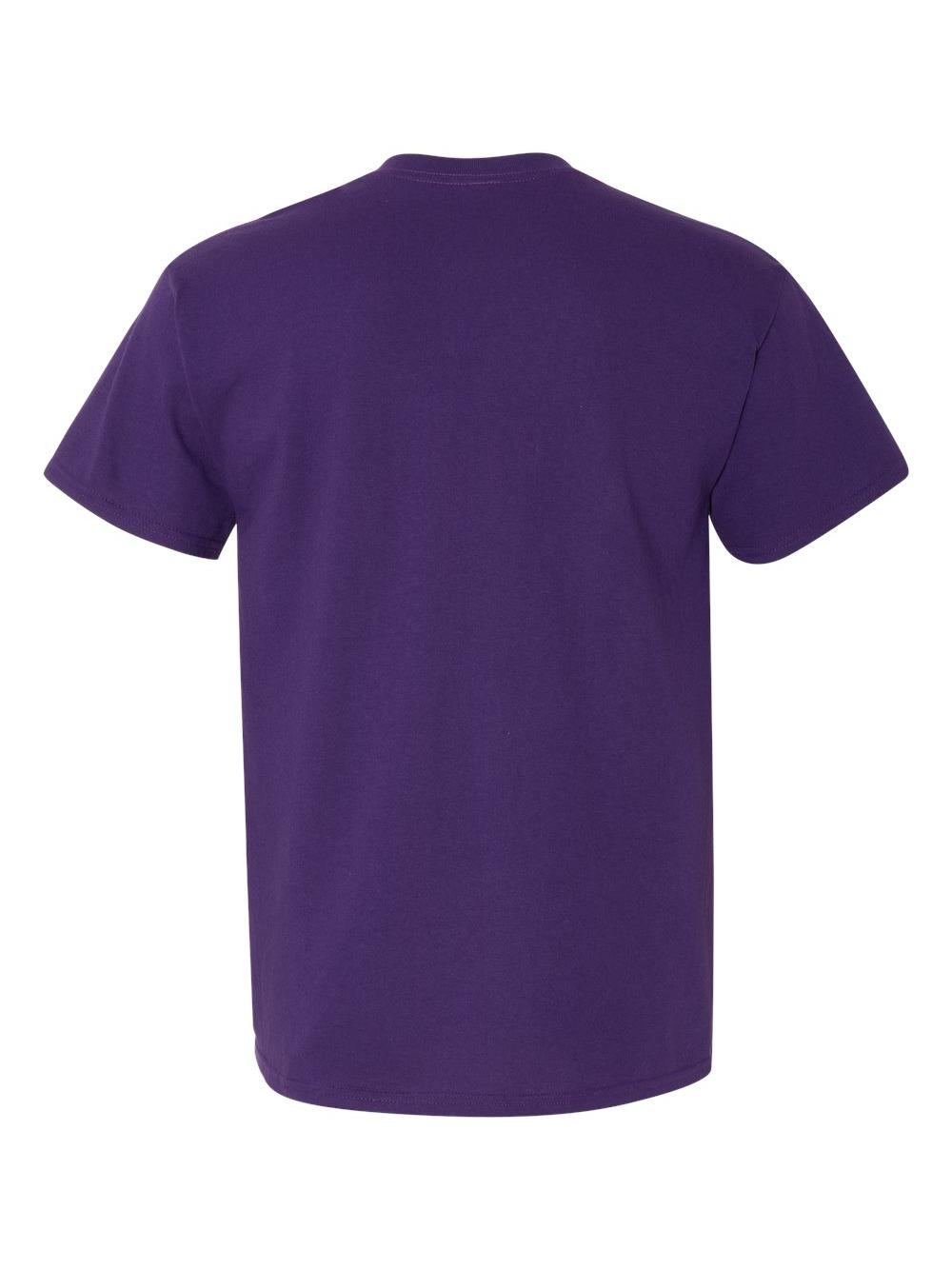 Gildan-Heavy-Cotton-T-Shirt-with-a-Pocket-5300 thumbnail 28