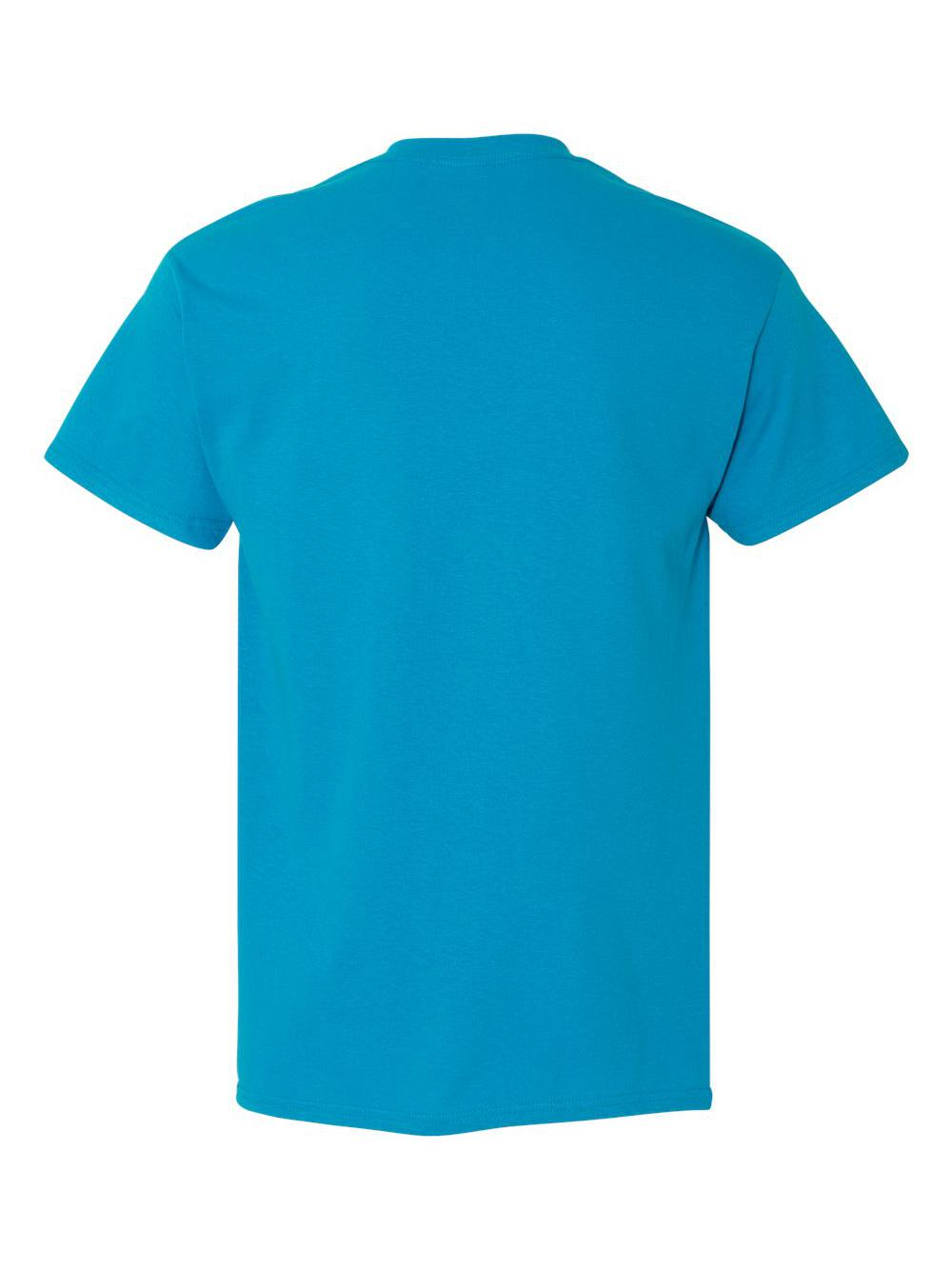 Gildan-Heavy-Cotton-T-Shirt-with-a-Pocket-5300 thumbnail 40