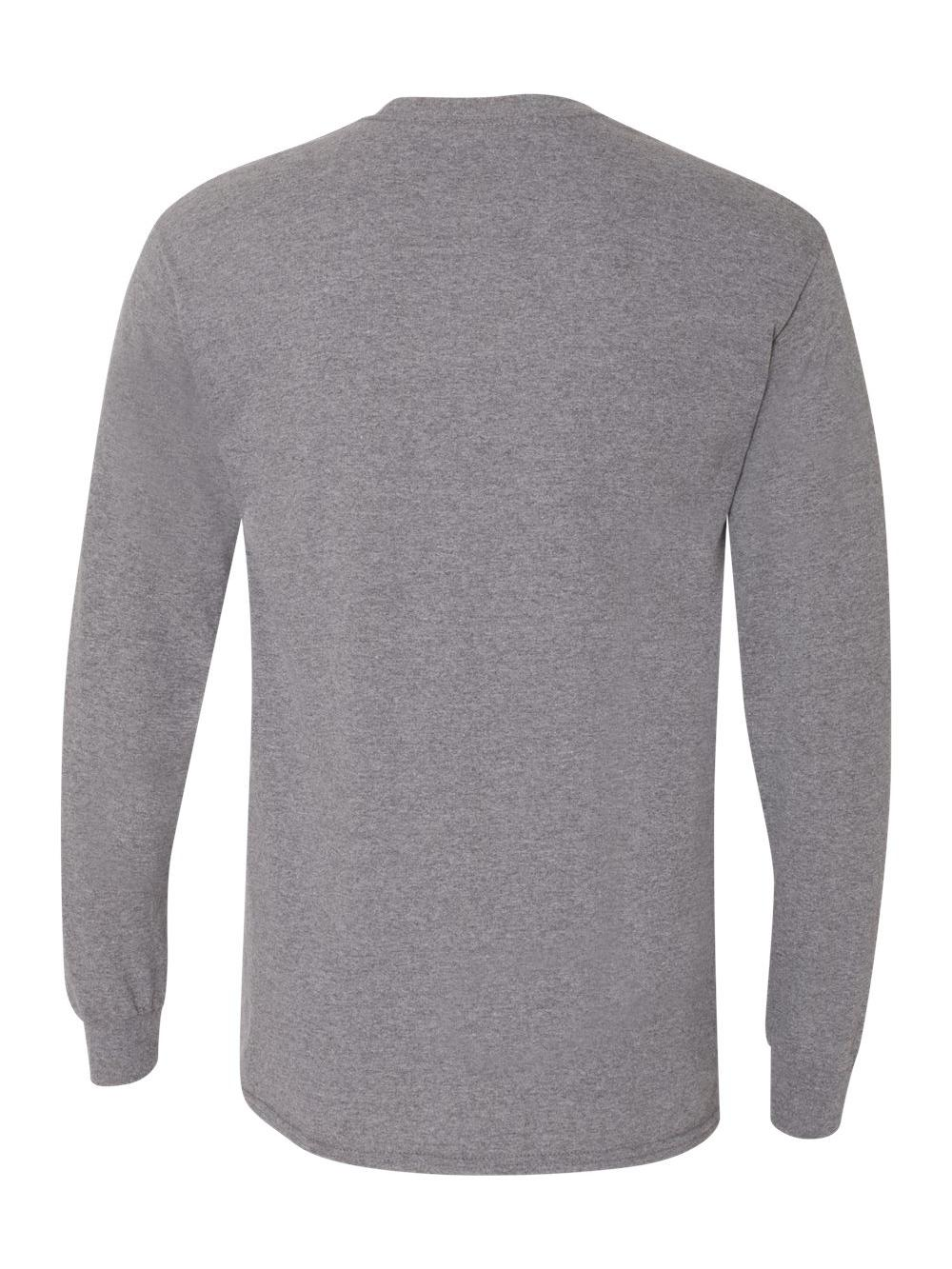 Gildan-DryBlend-50-50-Long-Sleeve-T-Shirt-8400 thumbnail 19