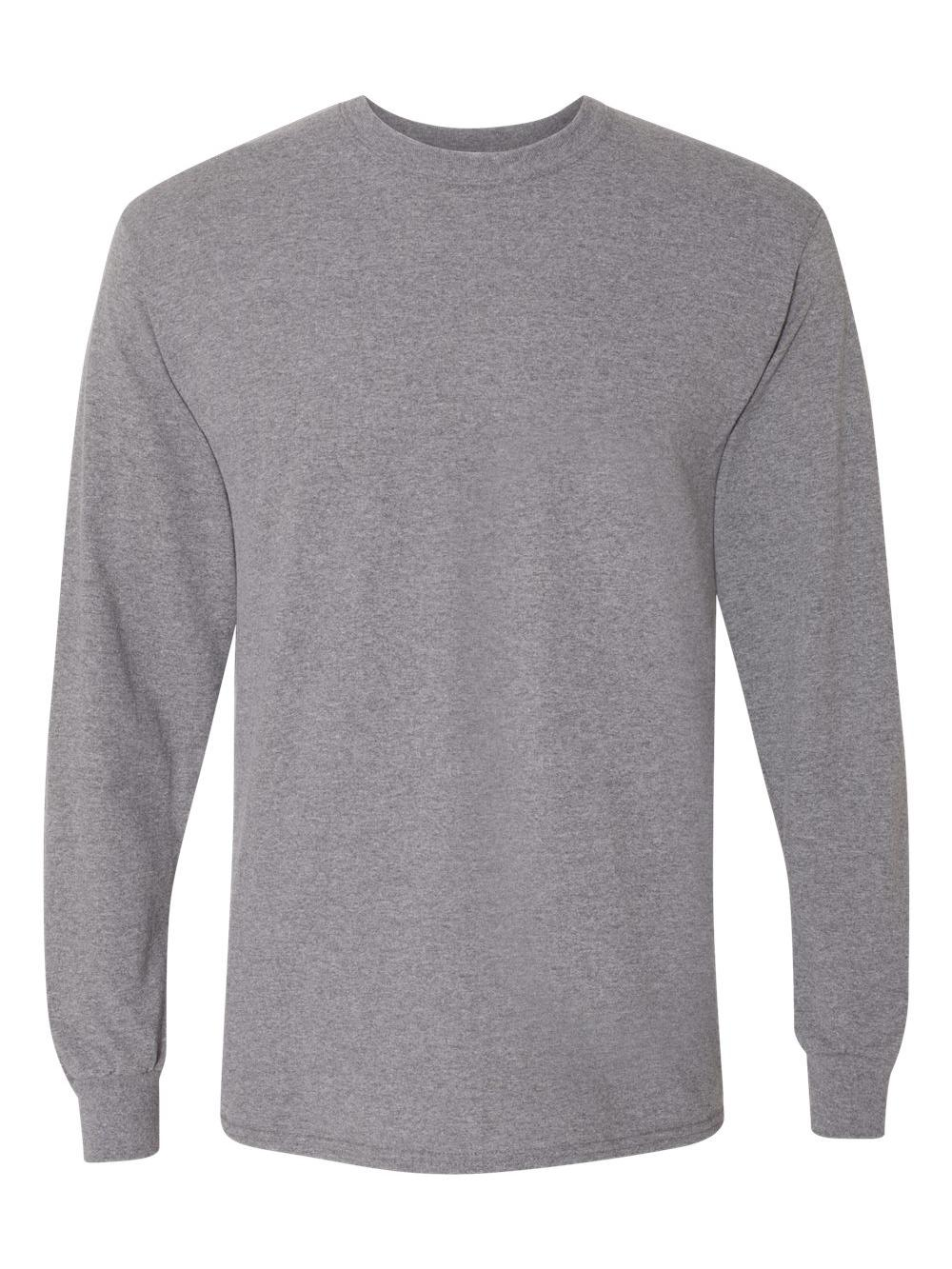 Gildan-DryBlend-50-50-Long-Sleeve-T-Shirt-8400 thumbnail 18