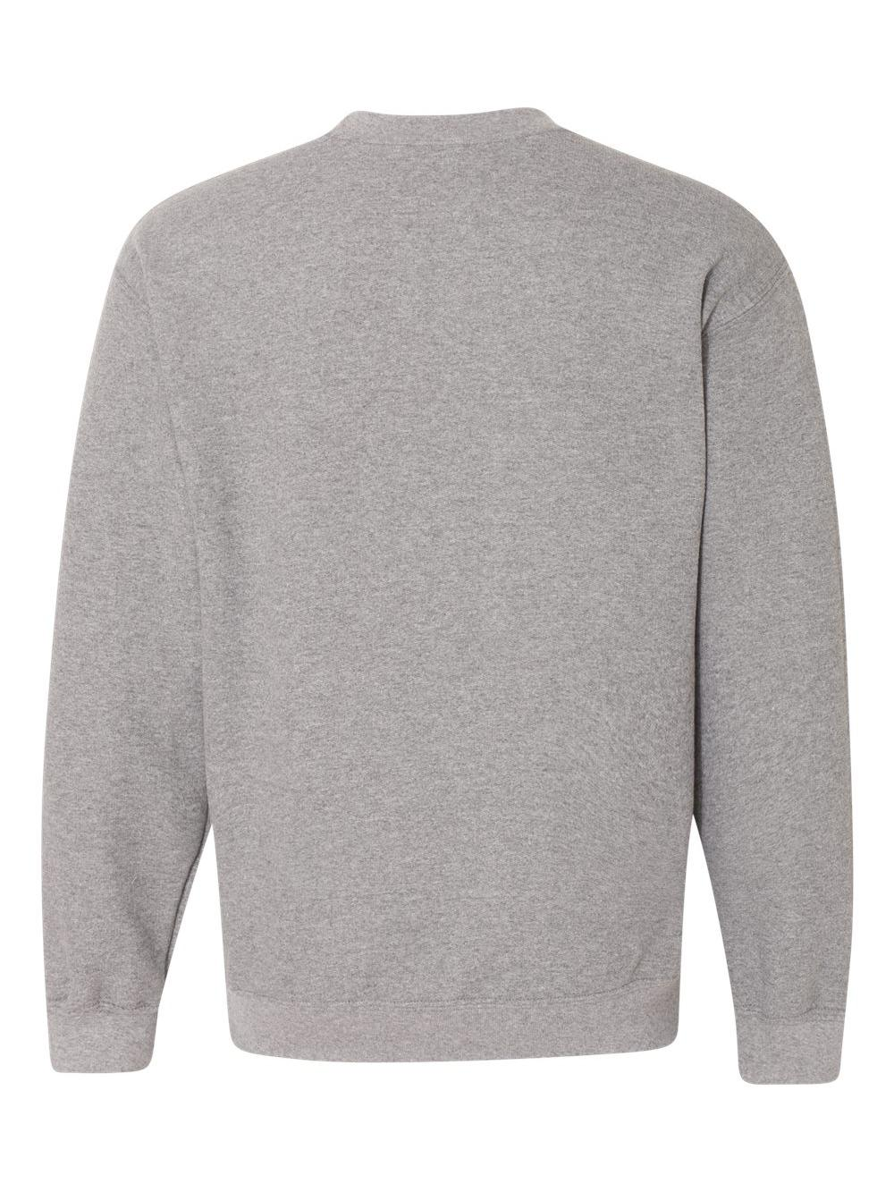 Gildan-Heavy-Blend-Crewneck-Sweatshirt-18000 thumbnail 42