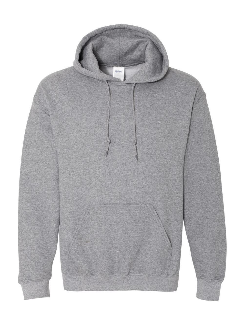 Gildan-Heavy-Blend-Hooded-Sweatshirt-18500 miniatura 42