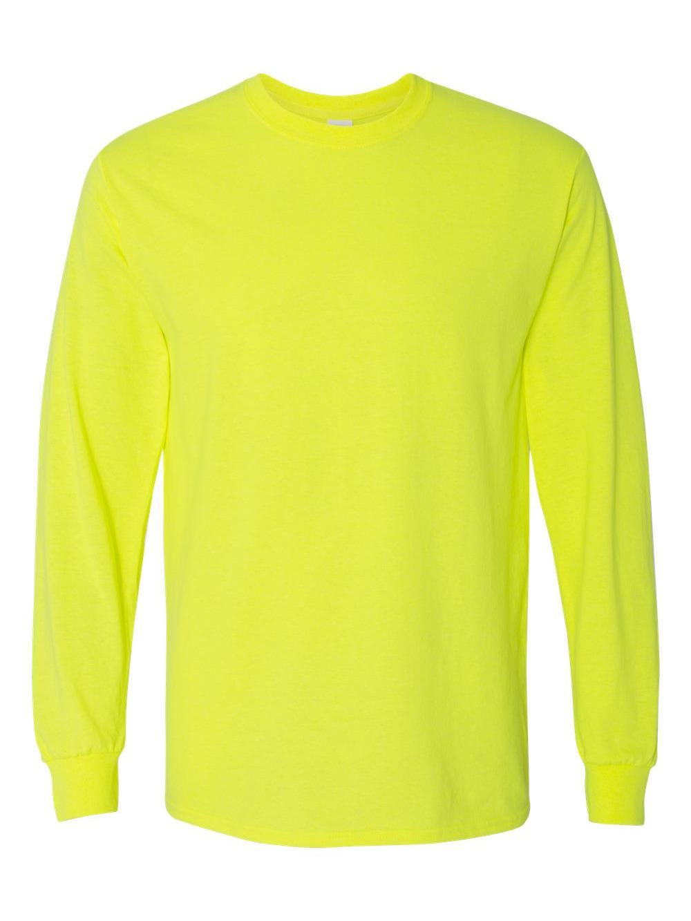 Gildan-Heavy-Cotton-Long-Sleeve-T-Shirt-5400 thumbnail 48