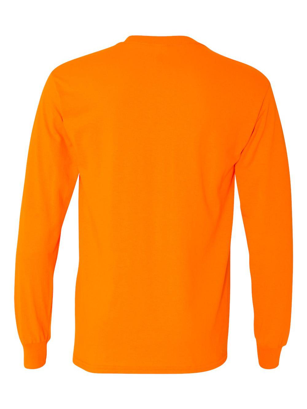 Gildan-Heavy-Cotton-Long-Sleeve-T-Shirt-5400 thumbnail 46