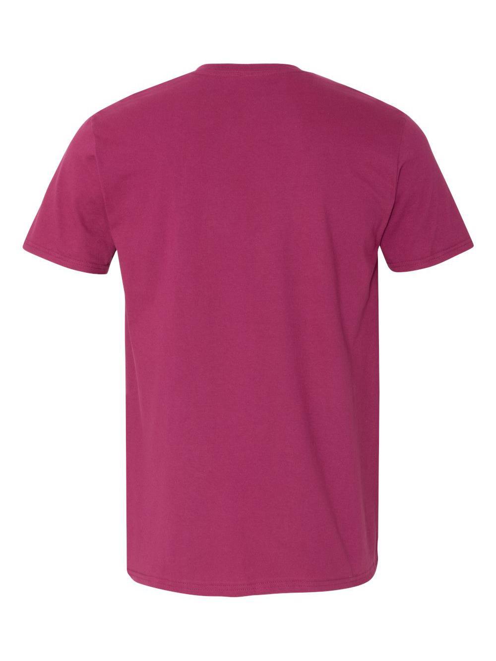Gildan-Softstyle-T-Shirt-64000 thumbnail 16