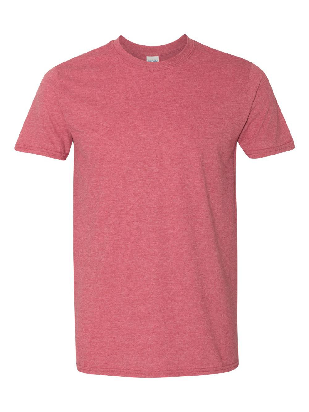Gildan-Softstyle-T-Shirt-64000 thumbnail 57