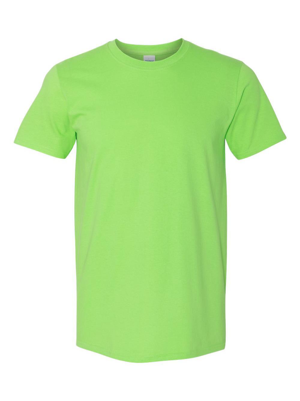 Gildan-Softstyle-T-Shirt-64000 thumbnail 123